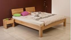 posteľ MARK 2 buk prírodný